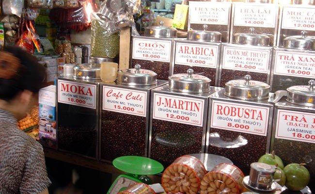 kofe v - Вьетнамская кухня