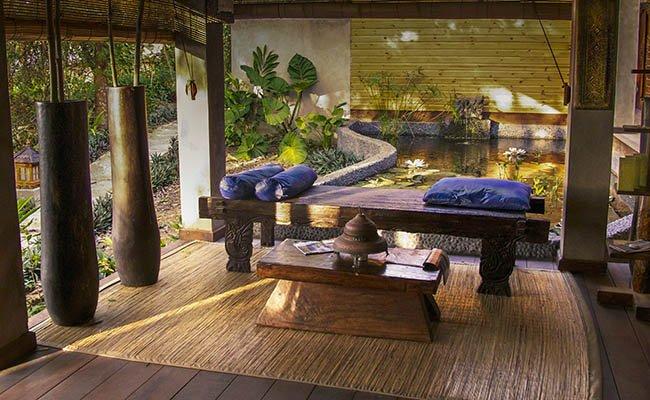 laluna spa entrance - Экскурсии по Вьетнаму