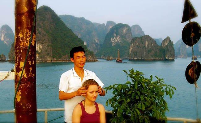 massage - Отдых на вьетнамских пляжах