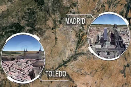 Знакомьтесь, Мадрид!