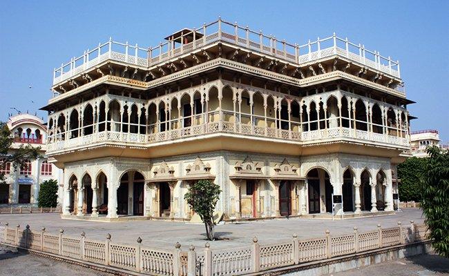 Храмы и дворцы Джайпура