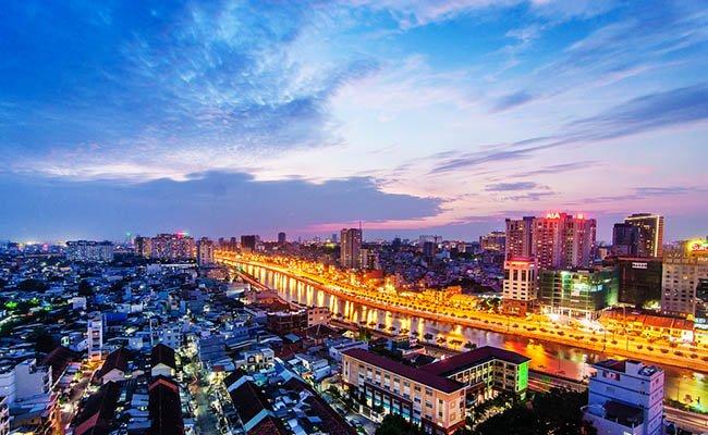 nachang Достопримечательности Вьетнама