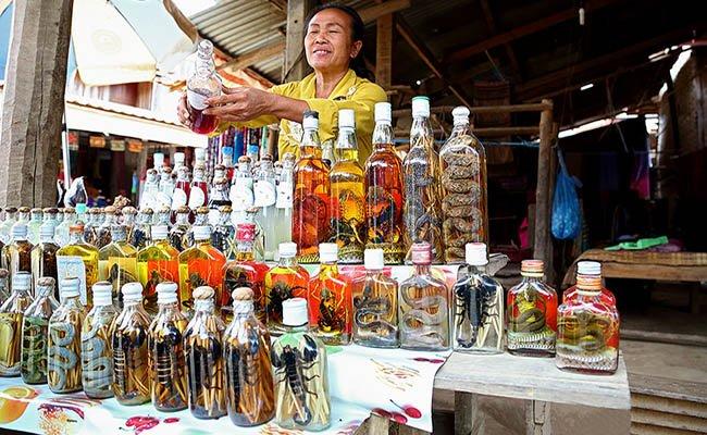 smeya viski - Вьетнамские сувениры
