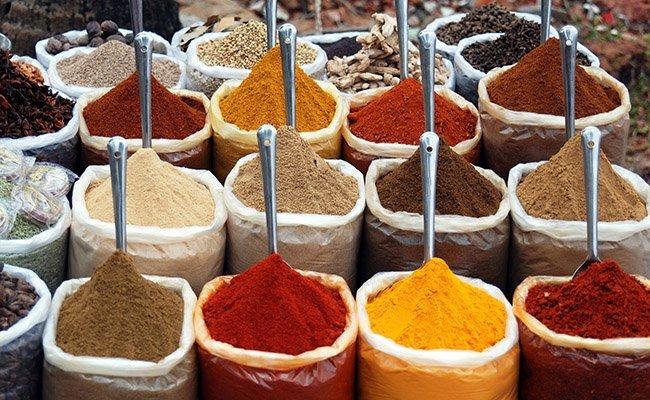 spices - Индия - о стране