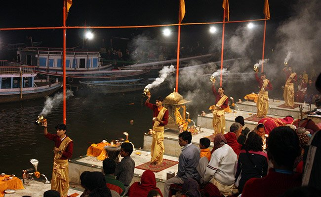 varanaci - Индия - о стране