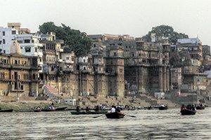 varanasi - Города Индии