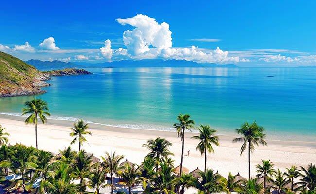 vietnam beach - Экскурсии по Вьетнаму