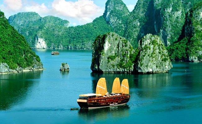 vietnam lodka - Экскурсии по Вьетнаму