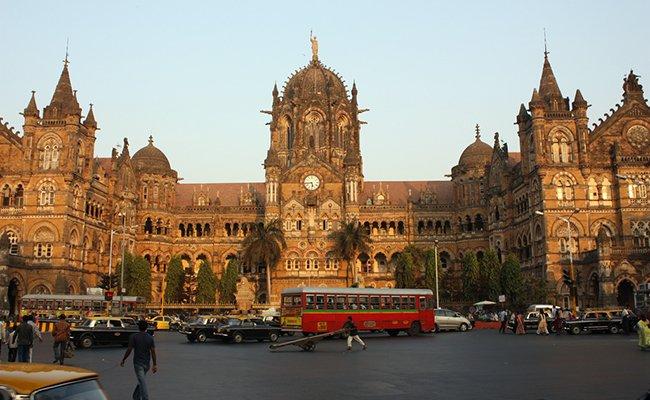 vokzal mumbai - Мумбай