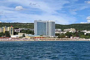 zolotie peski - Курорты Болгарии