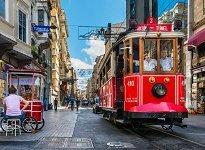 Уик-енд в Стамбуле