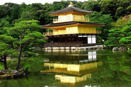 1356422792 zolotoy pavilon yaponiya 1 - Киото