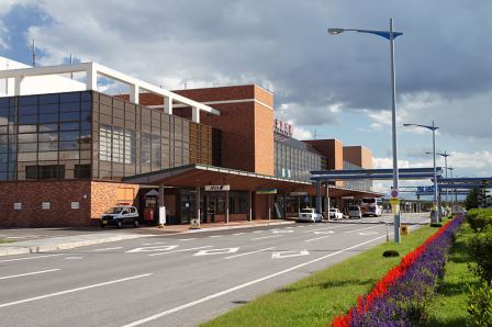 Aeroport v Ozora Hokkajdo - Хоккайдо