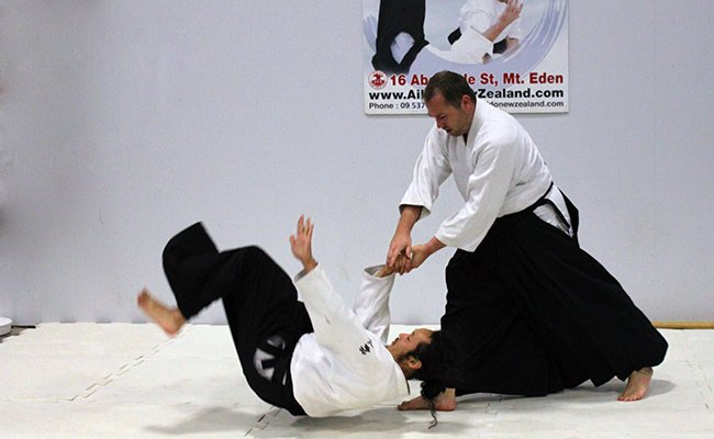 Aikido - Боевые искусства