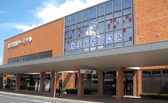 Yonago Kitaro Airport - Курорт Кайкэ