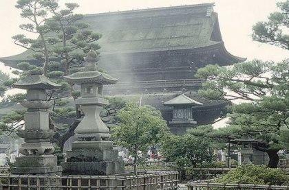 Япония. Нагано.