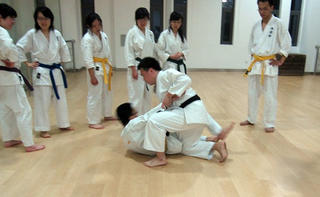 karate - Боевые искусства