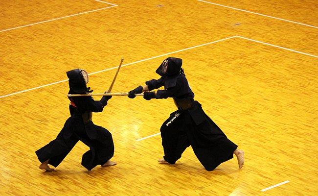 kendo - Боевые искусства
