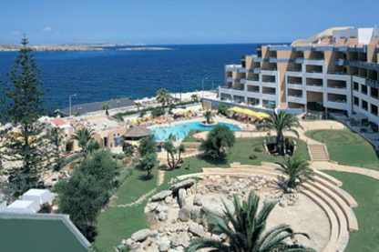 mainimage 416x277 - Отдых на Мальте: отель Dolmen Resort Hotel 4*
