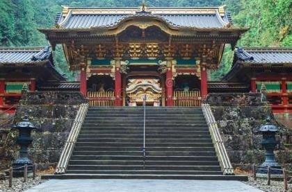 Никко. Япония.