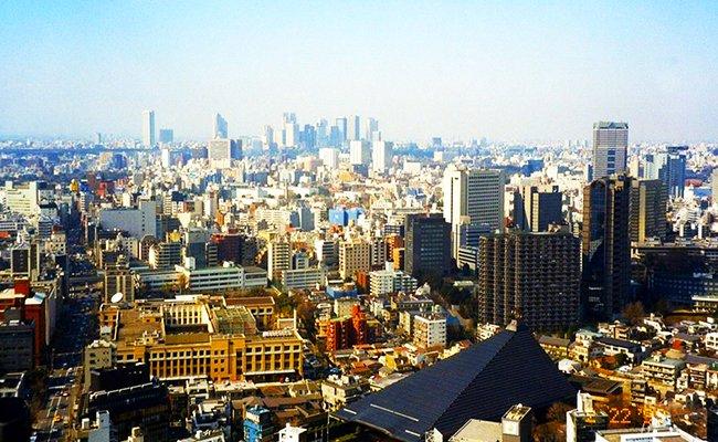tokio  - Япония - о стране