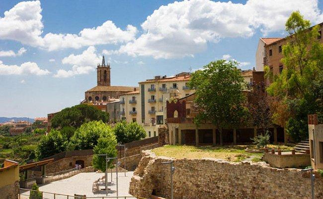 caldes de montbui - Лечение в Испании