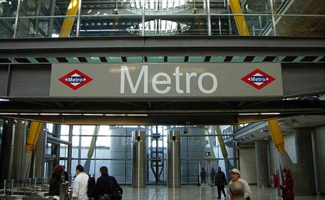 metro aeroport - Испания - о стране