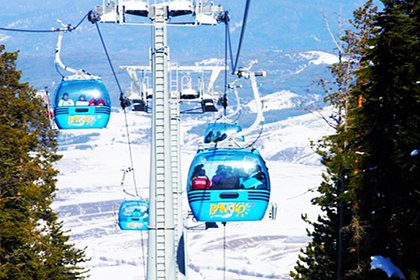 Болгария: горнолыжный курорт Bansko (Банско)