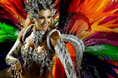 br1 416x277 - Бразилия: Карнавал 2019 в Рио-де-Жанейро