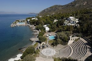 Греция: Пляжный отдых. Афинская ривьера