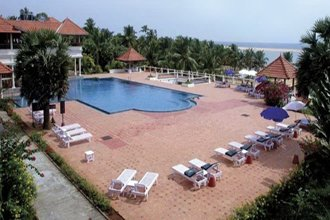 ayurveda1 1 - Индия: Аюрведический пляжный курорт Isola di Cocco, Ковалам, Керала