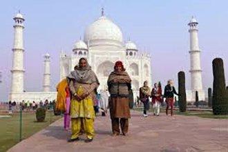 nepal8 - Индия: Золотой треугольник + Непал