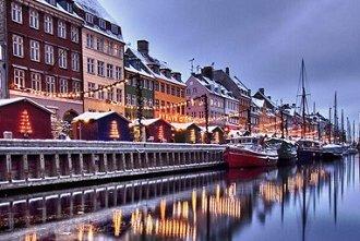Норвегия: Новый год в Норвежском Эльдорадо