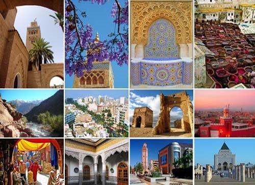 marokko 1 - Марокко:  имперские города Марокко + отдых в Агадире