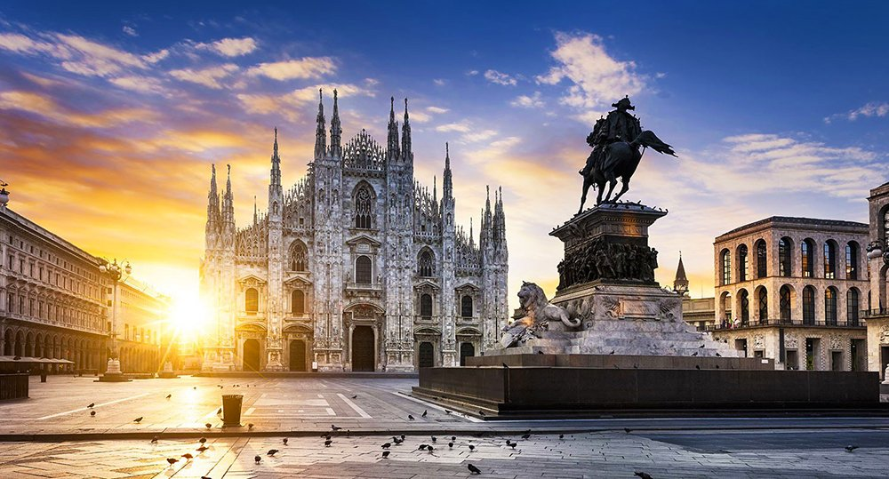t e 4 - Тур по Европе: Италия - Швейцария - Княжество Лихтенштейн