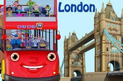 Туры в Лондон детям