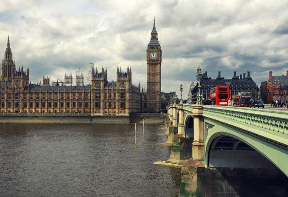 Еженедельный в Лондон