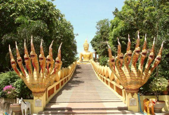 Тайланд. Остров Самуи