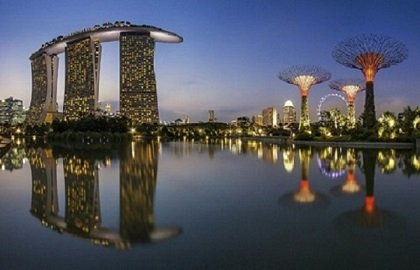 Futuristicheskij Singapur 3 - Лучшие санатории по доступным ценам