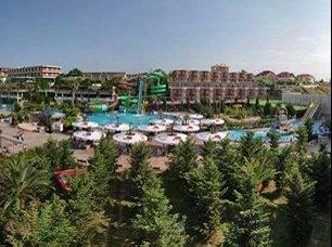 Баку «Hotel and Aqua Park»