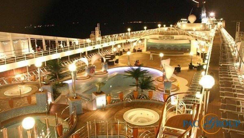 туры на лайнерах
