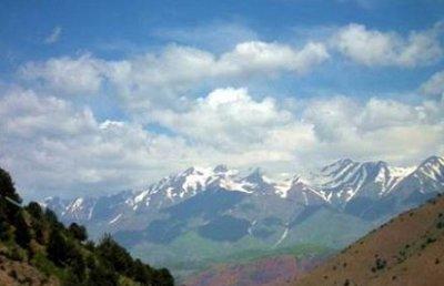 Красоты Ферганской Долины