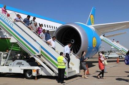 Прямые рейсы Ташкент-Барселона