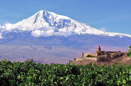 Туры в Армению.