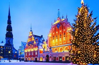 Новогодние туры в Венгрию