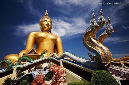 Туры в Таиланд. Храм Золотой горы