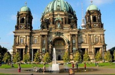 Путешествие по Берлину