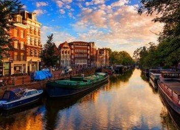 Нидерланды и Бельгия