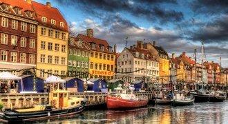 Три столицы Скандинавии. Швеция, Дания и Норвегия