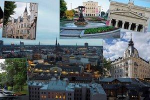 Новинка. Латвия и Эстония